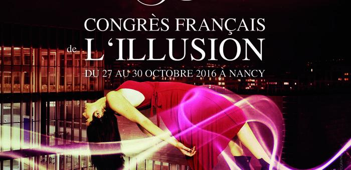 50ème congrès Français de l'Illusion