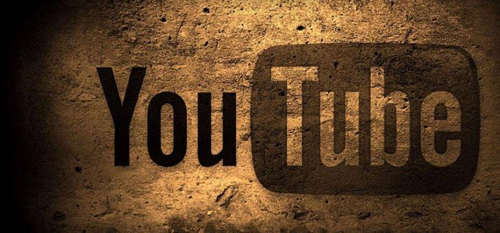 Création chaine YouTube