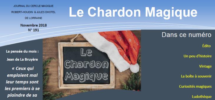 Chardon Magique n°191